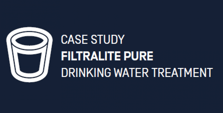 Case Study - Filtralite Pure - Drinking water