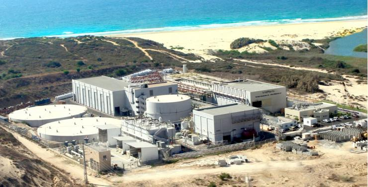 Filtralite®Pure increases production at Palmachim desalination plant